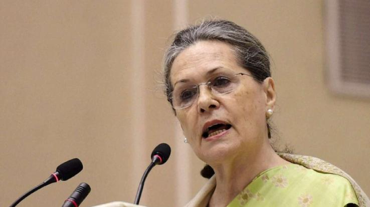 india sonia gandhi all party meting demand