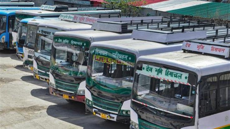 Government buses will run on 1004 routes on the first day june 13 2021