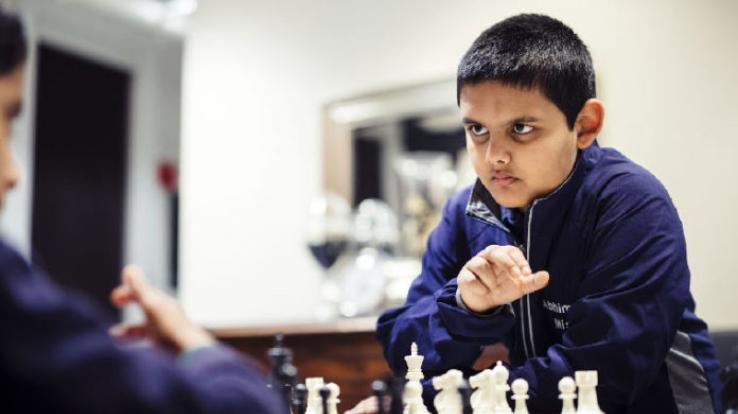 Abhimanyu Mishra created history in chess, became Grandmaster at the age of 12