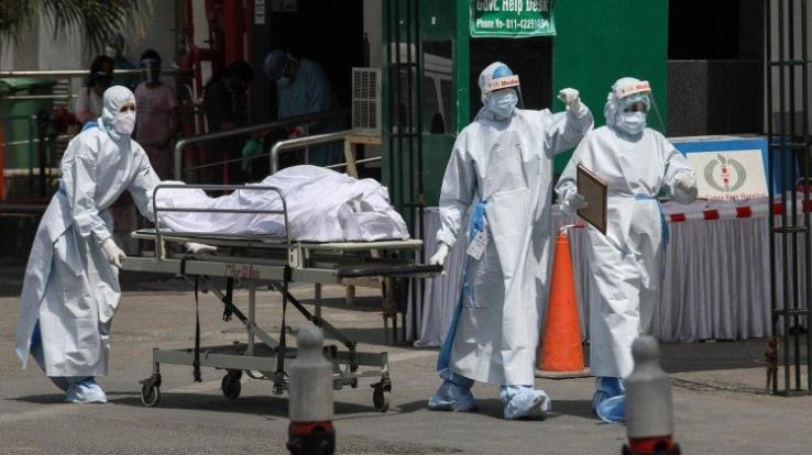 Decrease in corona cases, 26 thousand new cases were reported in 24 hours, 252 infected died