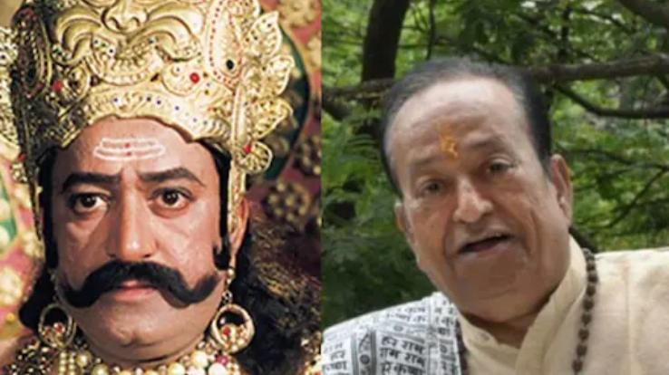 Actor Arvind Trivedi, who played Ravana in 'Ramayana', passes away