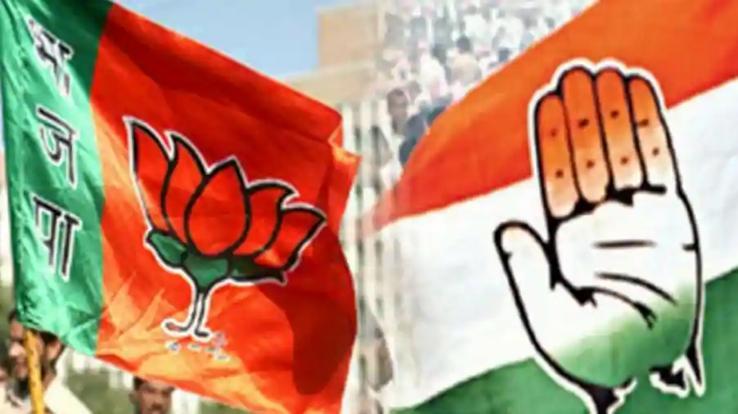 कांग्रेस की मांग, भाजपा नेता व साथियों पर हो हत्या के प्रयास का मामला दर्ज