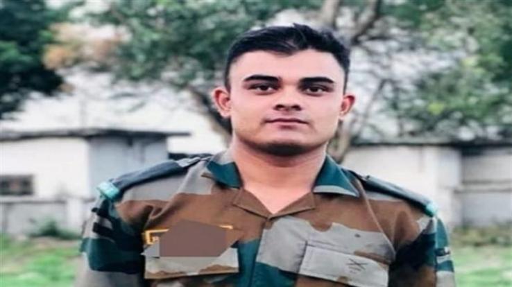 मुख्यमंत्री ने शहीद रोहिन कुमार की शहादत पर किया शोक व्यक्त