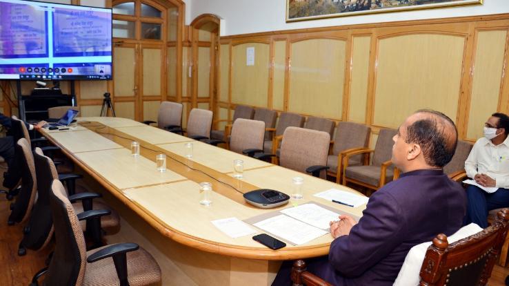 मुख्यमंत्री ने सरकाघाट क्षेत्र के लिए 94 करोड़ की विकासात्मक परियोजनाएं समर्पित कीं