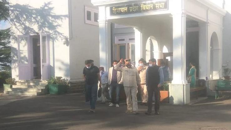himachal-assembly-monsoon-session-congress-walkout