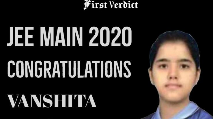 vanshita-ranks-first-in-jee-main-himachal