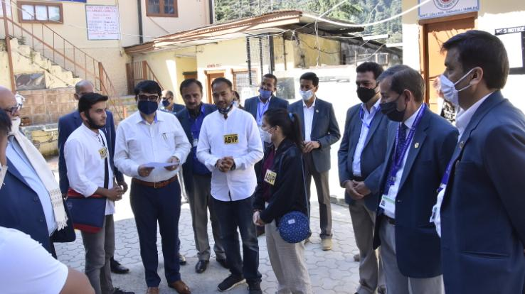 abvp-submits-a-memorandum-to-the-education-minister