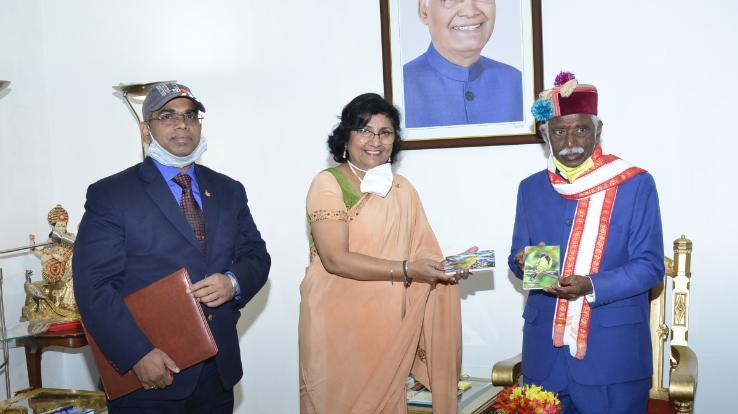 chief-postmaster-general-met-the-governor