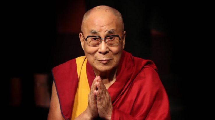 धर्मगुरु दलाई लामा ने मुख्यमंत्री के अच्छे स्वास्थ्य के लिए की कामना