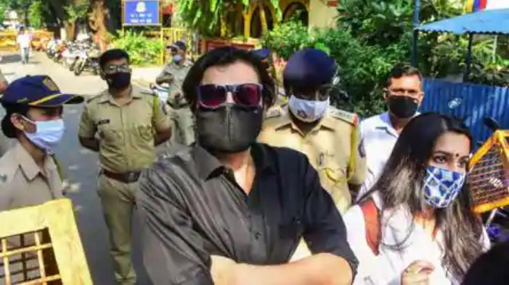 Arnab-Goswami-Arrested-in-2018 Abetment-to-Suicide-Case