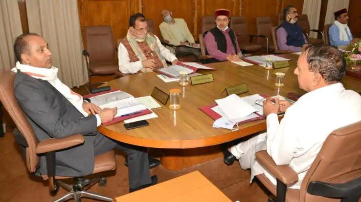 himachal-cabinet-meeting-today-may-decide-on-schools