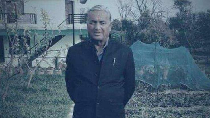 मुख्यमंत्री ने पूर्व विधान सभा अध्यक्ष तुलसी राम के निधन पर किया शोक व्यक्त
