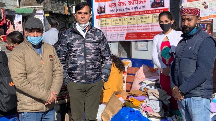clothes-donation-program-starts-in-shimla
