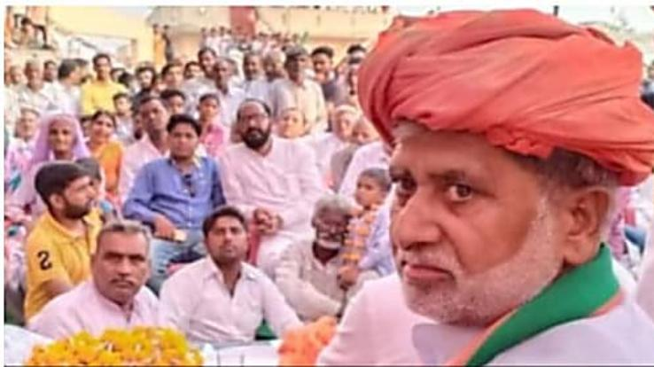 bjp-mla-haryana-leelaram-controversial-statement-on-farmers-protest