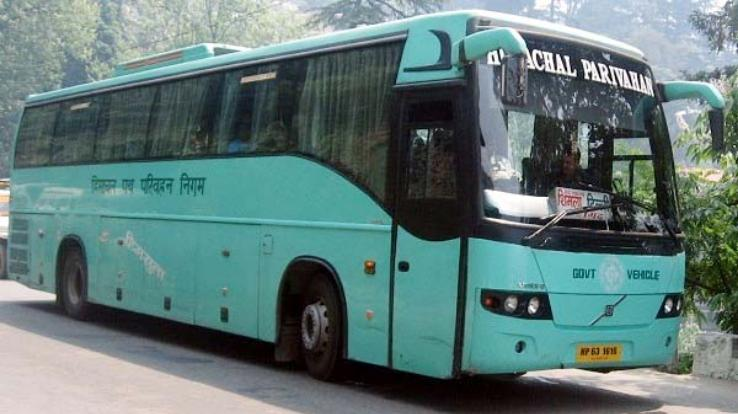 hrtc-started-luxury-bus-service-on-delhi-and-chandigarh-route