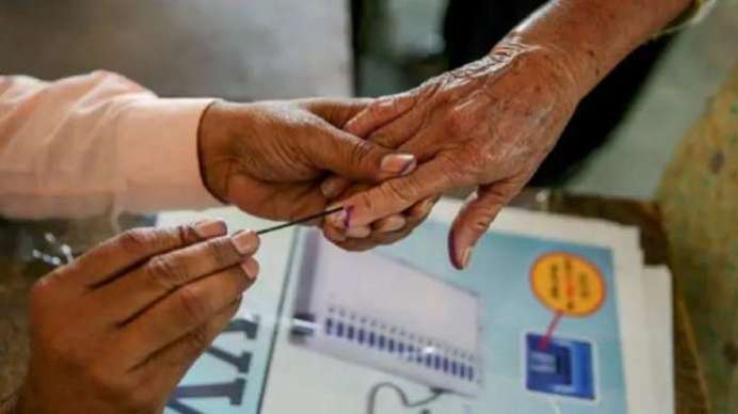 Polling-started-for-election-of-Panchayati-Raj-Institutions-in-the-statePolling-started-for-election-of-Panchayati-Raj-Institutions-in-the-state
