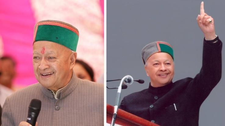 Former-Chief-Minister-Virbhadra-Singh-congratulated-on-Golden-Jubilee
