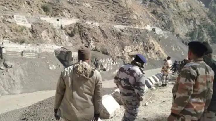 ग्लेशियर टूटने के 24 घंटो बाद भी 153 से अधिक लोग लापता, अभी तक 14 शव बरामद