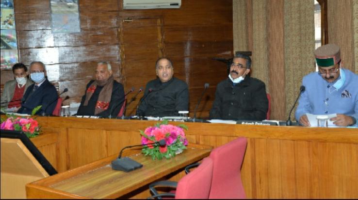 मुख्यमंत्री ने प्रदेश सरकार को भरपूर समर्थन देने के लिए लोगों का आभार जताया