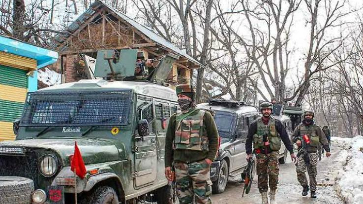 Terrorist attack in Kashmir, conspiracy to spread fear among people