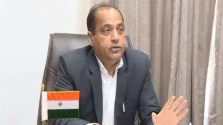 Chief Minister Jai Ram Thakur joined NITI Aayog Governing Council meeting
