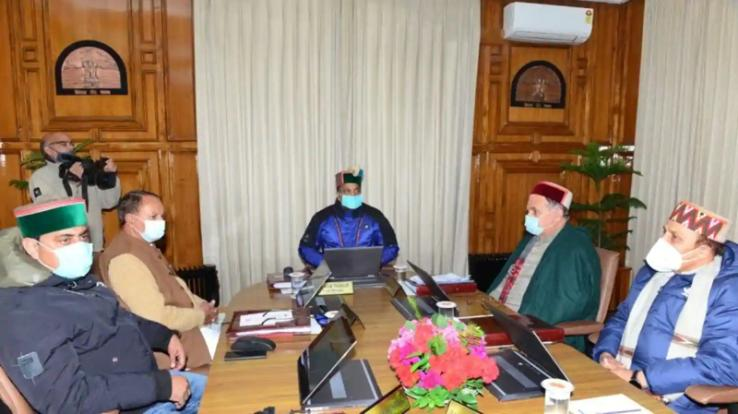 Now Jairam cabinet meeting will be held on 23 February, many important decisions can be taken