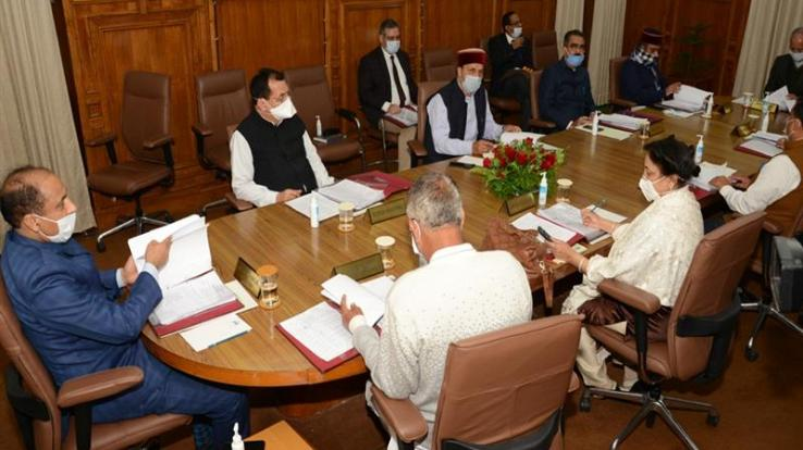 Shimla: Cabinet approves budget speech, Jairam will present budget on March 6