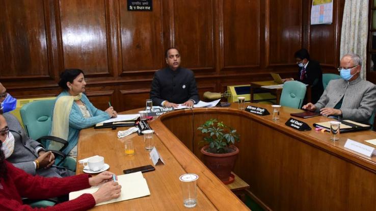 Chief Minister Jairam Thakur chaired 15th meeting of Gorkha Welfare Board