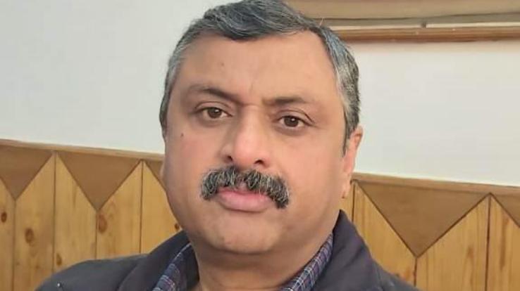 Shimla: Pradeep Kanwar becomes President of PRSI