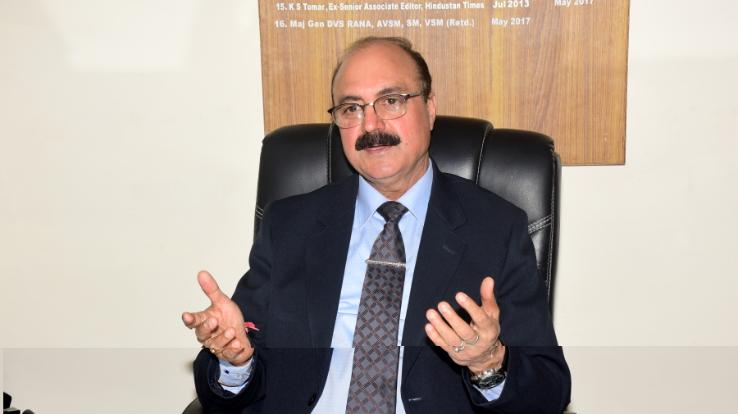 Online-examination-system-is-being-implemented-effectively-DVS-Rana