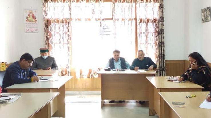 Congress War Room inaugurated in State Headquarters Rajiv Bhavan