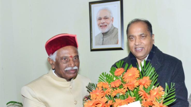 Governor and Chief Minister congratulated Holi festival