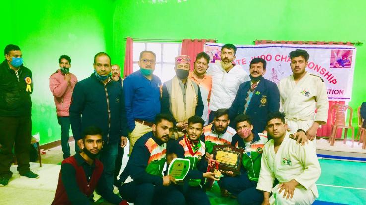 Shimla: State level judo competition ends at Indira Gandhi Sports Complex