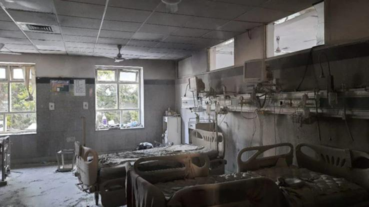 Fire in Safdarjung's ICU ward, caught on fire after hours of hard work