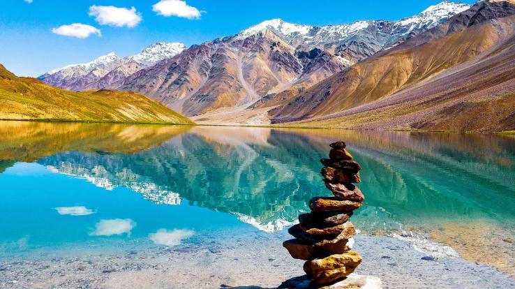 Earthquake tremors felt in Lahaul-Spiti state