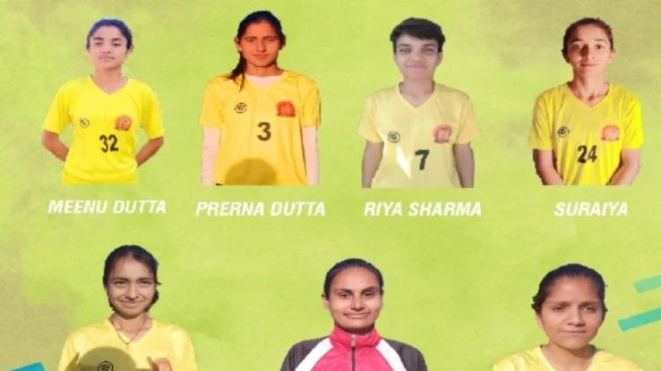Himachal's footballer daughters will show strength in Indian Woman League