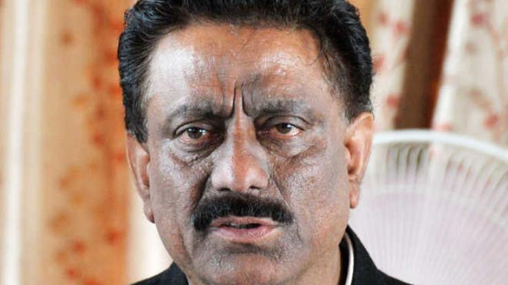 Union Home Minister failed to fulfill the responsibility of internal security of the country: Rathore