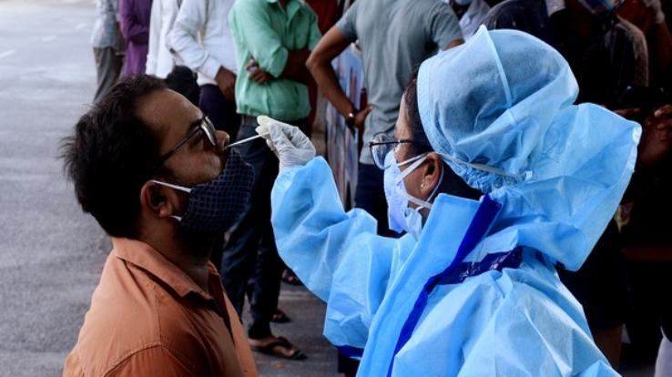 1,26,789 new cases of covid-19 across the country in 24 hours, 685 infected deaths
