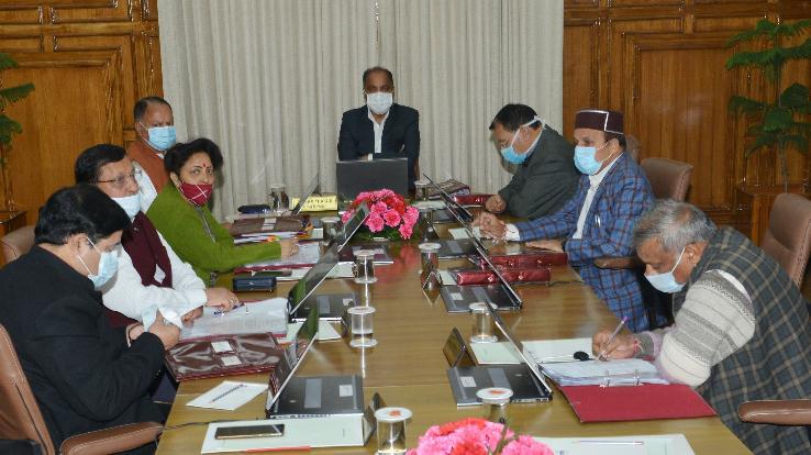 cabinate-meeting-himachal-shimla-9-april