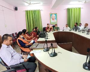 राजगढ: कोटी पधोग पंचायत में 12 सितबर को होगा जनमंच