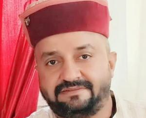 Sujanpur: Rajendra Rana is misleading people with the help of lies - Vinod Thakur