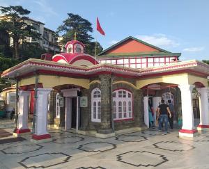 kalibari temple in shimla