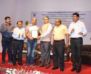 KVK Chamba Bags NICRA Award || Himachal Pradesh