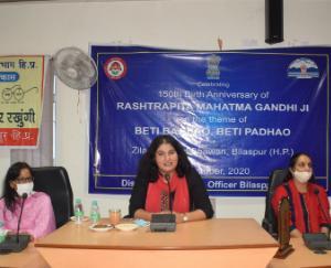 beti-bachao-beti-padhao-programme-organised-on-gandhi-jayanti