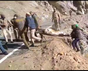 haryana-tourist-fell-into-suicide-point-kinnaur-hp