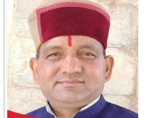 Chamba-district-BJP-president-Yog-Raj-Sharma-passed-away