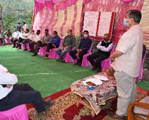 New farm block gets road link in Nauni University