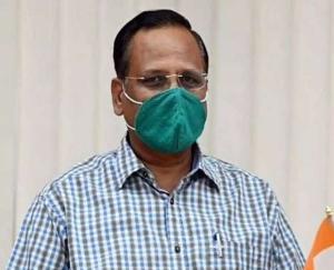 Satyendra Jain Father Death