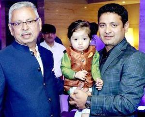 क्रिकेटर पीयूष चावला के पिता का कोरोना से निधन