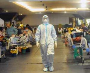 गोवा के अस्पताल में ऑक्सीजन की किल्लत ,15 कोरोना मरीजों की मौत